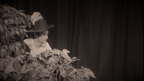 Created for the Poland Seminary High School production of Singin' in the Rain, this video places the high school cast into the silent film of the Royal Rascal.